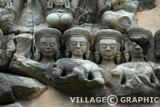 Photos Cambodge Angkor - Banteay Samr� -